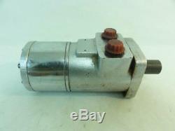 176710 Used, Eaton 101-1008-009 Hydraulic Motor, 1/2-14 NPTF Ports