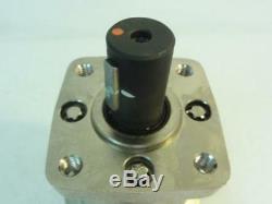 178357 New-No Box, Eaton 103-3436-012 Hydraulic Motor, 1 Shaft OD