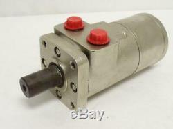 182037 New-No Box, Eaton 101-1008-009 Hydraulic Motor, 1/2-14 NPTF Ports
