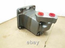 191973 Old-Stock, Eaton 121-1009-009 Char-Lynn Hydraulic Motor, 4-Bolt Flange