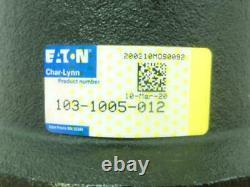194227 New-No Box, Eaton 103-1005-012 Shar-Lynn Hydraulic Motor, 1850PSI