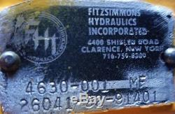 4630-001, Eaton, Hydraulic Piston Motor