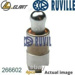 4X Rocker Stößel für Peugeot Citroen 508 4HL 508 Sw 607 9D 9U 4HT 407 6D