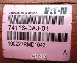 74118-DAJ-01, Eaton, Hydraulic Piston Motor