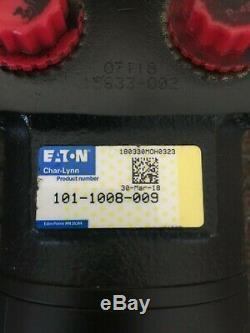BRAND NEW IN BOX EATON CHAR-LYNN 101-1008-009 H Series Geroter Spool Motor