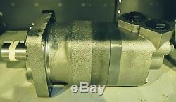 BRAND NEW, unpainted, CHAR-LYNN EATON 112-1066-006 HYDRAULIC MOTOR 1121066006