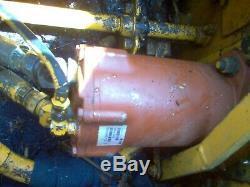 Case 1830 Skid Steer Hydraulic Drive Motor Eaton 74624DAB