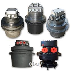 Case KAA10310 Eaton Hydraulic Final Drive Motor