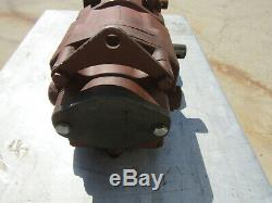 Cessna Eaton 70412 70442 Front Drive Motor Assy Steering Axle Mod Nnb