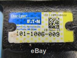 Char-Lynn / Eaton 101-1006-009, H Series, LSHT, Hydraulic Motor