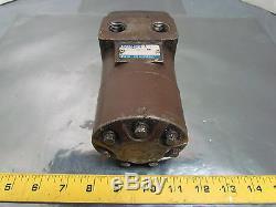 Char-Lynn Eaton 101 1271 007 H Series Spool Valve Hydraulic Motor 4 Bolt Flange