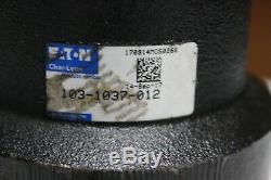 Char-Lynn Eaton 103-1037-012 Hydraulic Geroler Spool Valve Motor S Series New