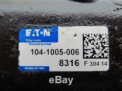 Char-Lynn / Eaton 104-1005-006, 2000 Series, LSHT Hydraulic Motor