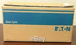 Char-Lynn (Eaton) 104-1027-006 Hydraulic Geroler Disc Valve Motor (NEW-SEALED)