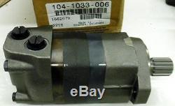 Char-Lynn (Eaton) 104-1033-006 Hydraulic Geroler Disc Valve Motor 11.89 Cm³/r Di