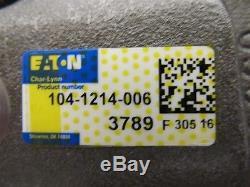 Char-Lynn / Eaton 104-1214-006, 2000 Series, LSHT Hydraulic Motor