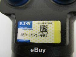 Char-Lynn / Eaton 158-1571-001, T Series LSHT Hydraulic Motor