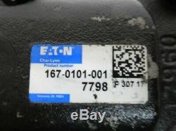 Char-Lynn / Eaton 167-0101-001, 4000 Compact Series LSHT Hydraulic Motor
