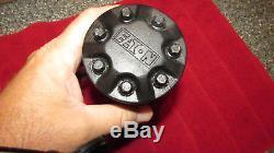 Char-Lynn / Eaton Hydraulic Motor 101-1001-009 NOS