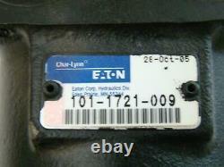 Char-Lynn Eaton Hydraulic Motor 299-0180 101-1721-009