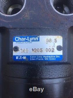 Char-Lynn Eaton Hydraulic Wheel Motor Model 146-1205-002