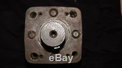 Char-Lynn/Eaton Hydraulic motor 4 Bolt Mount 1 Shaft Free Ship