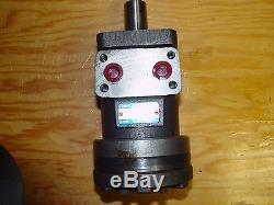 Char-Lynn Eaton New Hydraulic Motor 103-1019 4 Bolt, 1 shaft, 5.9 cir