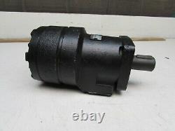 Char-lynn 103-1022-010 Hydraulic Motor 1 Keyed Shaft 4-bolt Flange New No Box