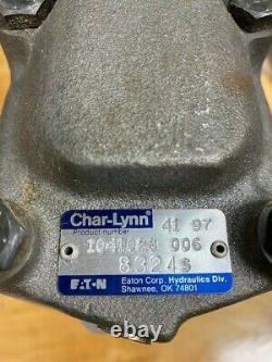 Char-lynn 104-1028-006 Eaton Series 2000 Hydraulic Motor
