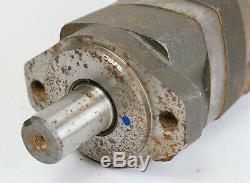 Char-lynn Eaton 104-1024-006 Hydraulic Disc Valve Motor, 1.250 Shaft, Sae Ports