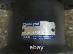 Char-lynn Hydraulic Motor 103 1096 010 Eaton