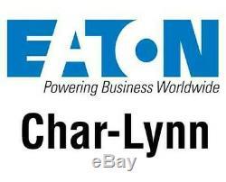 CharLynn Eaton Hydraulic Motor 112-1345-006