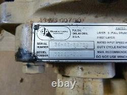 DP Manufacturing M1070 Military Winch Eaton Hydraulic Motor Assembly 52060-009