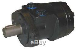 EATON CHAR-LYNN 101-1026 Hydraulic Motor, 4.5 cu in/rev, 2 Bolt