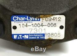 EATON CHAR-LYNN 104-1004-006 HYDRAULIC MOTOR 1041004006 NEW