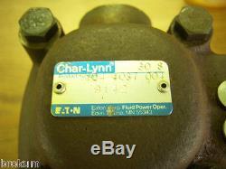 EATON CHAR-LYNN 104-1037-004 HYDRAULIC MOTOR NEW