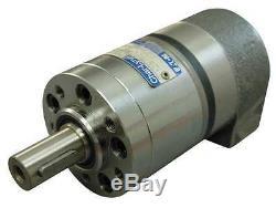 Eaton char lynn 129 0294 hydraulic motor cu in rev for Char lynn eaton hydraulic motors
