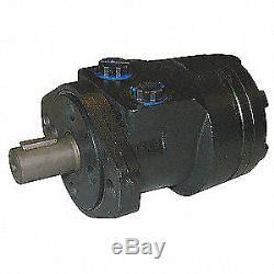 EATON CHAR-LYNN Hydraulic Motor, 2.8 cu in/rev, 4 Bolt, 101-1001