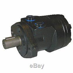 EATON CHAR-LYNN Motor, Hydraulic, 4.5 cu in/rev, 4 Bolt, 101-1010