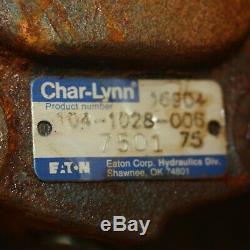 EATON Char-Lynn 16904 104-1028-006 75 7501 Hydraulic motor