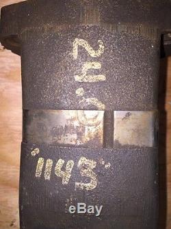 EATON Char Lynn Hydraulic Motor 104 1116 006