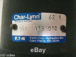 EATON E T N'S' SERIES 103 HYDRAULIC MOTOR. # 103 1003 10