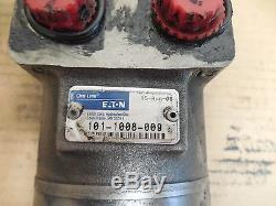 EATON HYDRAULIC 4 BOLT MOTOR 101-1008-009 1011008009