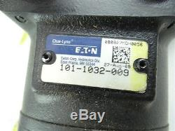 EATON HYDRAULIC MOTOR 101-1032-009 FACE MOUNT 1 SHAFT