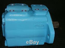 Eaton Hydraulics 35v38a 11c22l Hydraulic Motor