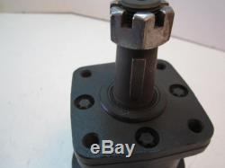 EATON Hydraulic Motor 1 Tapered Shaft 103-1308-010 New Made in USA