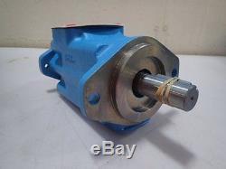 EATON/VICKERS F3-35VTBS35A-2203AA22R HYDRAULIC PUMP, 35mm SHAFT DIAMETER