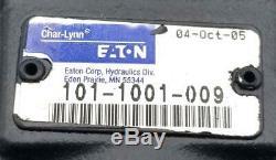 Eaton 101-1001-009 Char-Lynn Hydraulic Motor