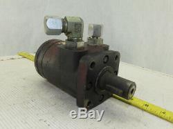 Eaton 101-1010-009 Hydraulic Gerotor Spool Valve Motor 760 RPM 15 GPM