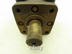 Eaton 101 1024 007 Hydraulic Gerotor Spool Valve Motor 15GPM 1250 PSI 4-Bolt